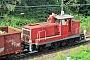 """MaK 600281 - DB Cargo """"363 692-5"""" 17.08.2017 - Kornwestheim, RangierbahnhofHans-Martin Pawelczyk"""
