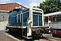 """MaK 600284 - Lokvermietung Aggerbahn """"365 695-6"""" 06.07.2013 - BonnFrank Glaubitz"""