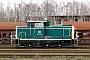 """MaK 600284 - Lokvermietung Aggerbahn """"365 695-6"""" 03.03.2016 - BochumManfred Kopka"""