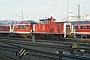 "MaK 600284 - DB Cargo ""365 695-6"" 21.01.2001 - Ulm, HauptbahnhofWerner Peterlick"