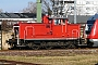 "MaK 600285 - Railion ""363 696-6"" 05.02.2009 - Dresden-FriedrichstadtRalf Lauer"
