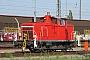 """MaK 600285 - DB Cargo """"363 696-6"""" 23.08.2017 - Leipzig-WahrenRudolf Schneider"""