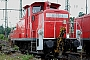 "MaK 600291 - Railion ""363 702-2"" 19.07.2008 - Wanne-Eickel HbfAlexander Leroy"
