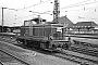 """MaK 600291 - DB """"261 702-5"""" 29.03.1975 - HammMartin Welzel"""