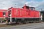 """MaK 600291 - DB Schenker """"363 702-2"""" 17.03.2013 - Dortmund, BetriebshofJörg van Essen"""
