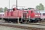 """MaK 600291 - DB Schenker """"363 702-2"""" 10.04.2014 - Dortmund, Betriebsbahnhof DortmundAndreas Steinhoff"""