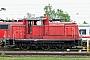 """MaK 600291 - DB Schenker """"363 702-2"""" 10.04.2014 - Dortmund, Betriebshof BetriebsbahnhofAndreas Steinhoff"""