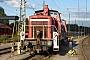 """MaK 600291 - DB Cargo """"363 702-2"""" 05.10.2016 - Dortmund, BetriebsbahnhofAndreas Steinhoff"""