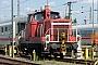 """MaK 600291 - DB Cargo """"363 702-2"""" 07.08.2017 - Dortmund, BetriebsbahnhofAndreas Steinhoff"""