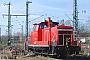 """MaK 600291 - Railion """"363 702-2"""" 23.03.2008 - Wanne-Eickel, HauptbahnhofThomas Dietrich"""