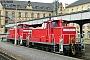 "MaK 600292 - Railion ""363 703-0"" 06.04.2005 - Halle (Saale)Thomas Dietrich"