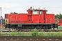 """MaK 600292 - DB Cargo """"363 703-0"""" 21.06.2016 - Leipzig-WahrenRudolf Schneider"""
