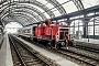 "MaK 600292 - DB Cargo ""363 703-0"" 14.09.2013 - Dresden, HauptbahnhofMario Schlegel"