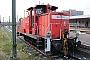 """MaK 600296 - DB Schenker """"363 707-1"""" 04.09.2014 - Hannover, HauptbahnofEdgar Albers"""
