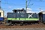 """MaK 600296 - AIXrail """"363 707-1"""" 05.05.2020 - Kassel, RangierbahnhofChristian Klotz"""