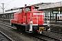 "MaK 600297 - DB Cargo ""363 708-9"" 25.11.2018 - HannoverThomas Wohlfarth"