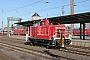 """MaK 600297 - DB Cargo """"363 708-9"""" 15.02.2019 - Bremen, HauptbahnhofGerd Zerulla"""