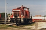 "MaK 600301 - DB Cargo ""363 712-1"" 19.08.2001 - Westerland (Sylt), BahnhofDietmar Stresow"