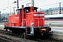 """MaK 600302 - DB Schenker """"363 713-9"""" 12.06.2013 - München, HauptbahnhofKurt Sattig"""
