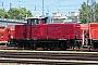 "MaK 600308 - TrainLog ""363 719-6"" 02.06.2019 - MannheimErnst Lauer"