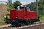 """MaK 600308 - TrainLog """"363 719-6"""" 09.07.2019 - Mainz-Bischofsheim, BahnhofNorbert Basner"""