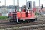 "MaK 600311 - Railion ""363 722-0"" 13.06.2008 - Frankfurt (Main)Ralf Lauer"