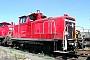 """MaK 600313 - Railion """"363 724-6"""" 13.07.2003 - Mainz-BischofsheimRalf Lauer"""