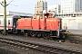 "MaK 600313 - DB Cargo ""363 724-6"" 14.03.2016 - Hannover, HauptbahnhofMarvin Fries"
