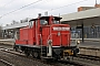 "MaK 600313 - DB Cargo ""363 724-6"" 13.03.2016 - Hannover, HauptbahnhofStefan Pavel"