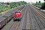 """MaK 600315 - DB """"261 726-4"""" 09.07.1973 - Gelsenkirchen-Ückendorf, Bahnhof Gelsenkirchen-WattenscheidWolf-Dietmar Loos"""