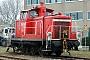 """MaK 600316 - DB Schenker """"363 727-9"""" 16.03.2009 - Rotterdam-Waalhaven ZuidAlexander Leroy"""