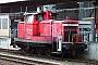 """MaK 600316 - Railion """"363 727-9"""" 12.04.2004 - KoblenzWolfgang Mauser"""