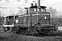 "MaK 600317 - DB ""261 728-0"" 29.03.1975 - Recklinghausen-GrullbadMichael Hafenrichter"