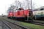 """MaK 600319 - Railion """"363 730-3"""" 16.12.2006 - Mainz-BischofsheimRalf Lauer"""