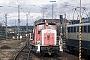 "MaK 600320 - DB AG ""365 731-9"" 19.02.1997 - Karlsruhe West, BahnhofIngmar Weidig"