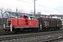 "MaK 600322 - RSE ""365-CL 733"" 18.11.2010 - Köln, Bahnhof WestWolfgang Mauser"