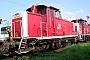 "MaK 600324 - DB Cargo ""365 735-0"" 01.06.2003 - HagenRalf Lauer"