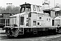 "MaK 600338 - DE ""D 4"" 26.06.1980 - Dortmund-Westerholz Bubolz (Archiv Dr. Günther Barths)"