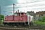 """MaK 600353 - DB Cargo """"364 906-8"""" 15.05.2003 - Osnabrück, HauptbahnhofKlaus Görs"""