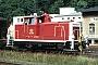 "MaK 600358 - DB AG ""364 911-8"" 02.09.1996 - TharandtDietrich Bothe"