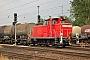 """MaK 600363 - DB Schenker """"362 916-9"""" 01.07.2009 - Seddiner See, Bahnhof SeddinRudi Lautenbach"""