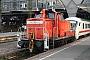"""MaK 600368 - DB Schenker """"362 921-9"""" 13.07.2012 - Leipzig, HauptbahnhofTobias Kußmann"""