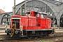 """MaK 600368 - DB Schenker """"362 921-9"""" 26.04.2013 - Leipzig, HauptbahnhofHarald Belz"""
