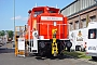 """MaK 600373 - DB Cargo """"362 926-8"""" 26.06.2003 - Kassel, AusbesserungswerkAlexander Leroy"""