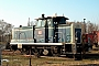 "MaK 600377 - Railion ""364 930-8"" 08.01.2006 - Engelsdorf (bei Leipzig)Jens Reising"
