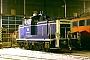 """MaK 600377 - Railion """"364 930-8"""" 29.01.2006 - Saalfeld, BetriebshofDaniel Berg"""