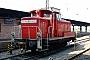 """MaK 600384 - Railion """"362 937-5"""" 26.08.2007 - Chemnitz, HauptbahnhofRalf Lauer"""