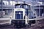 """MaK 600385 - DB """"260 938-6"""" 19.09.1987 - Heidelberg, HauptbahnhofErnst Lauer"""