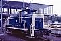 """MaK 600385 - DB """"260 938-6"""" 19..09.1987 - Heidelberg, HauptbahnhofErnst Lauer"""