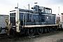 """MaK 600387 - DB AG """"362 940-9"""" 05.03.2000 - Mannheim, BahnbetriebswerkErnst Lauer"""
